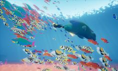 Game|Life Podcast: Abzu and Other Indie Games We Love #ITBusinessConsultants