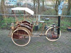 Steam Cab by Ebenezer C. Whitford