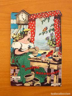 Colección Mis Cuentos - Nº 63 El jilguero maravilloso - Ediciones Toray