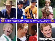 Happy 30th Birthday Prince Harry
