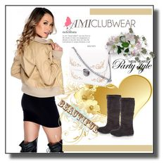 """""""amiclubwear 19"""" by aida-1999 ❤ liked on Polyvore"""