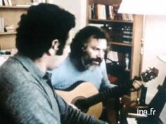 Georges Moustaki et Mikis Theodorákis 1970 Mai, Musica, Songs, Event Posters, World, Greece
