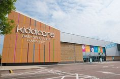 The wonderful Kiddicare Enfield!