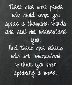 Unspoken…Thank-you Kelly... <3