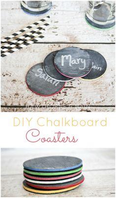 DIY Chalkboard Coast