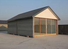 chinese company prints 10 recycled concrete houses in 24 hours 3d Printed Building, 3d Printed House, Suzhou, Printed Concrete, Recycled Concrete, Recycled Materials, Construction Waste, Building A Container Home, Container Buildings