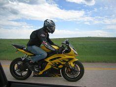 My 2008 Yamaha YZF-R6