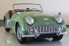 1959 Triumph TR3A | Coys of Kensington
