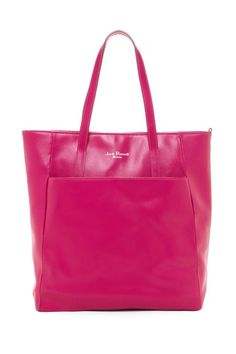 Jack Russell Leather Tote Bag on HauteLook