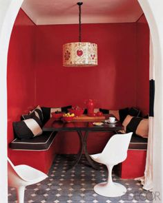 93 best red walls images colors red interiors colorful interiors rh pinterest com