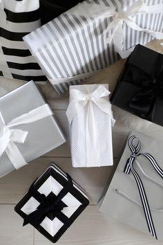 Homevialaura | Holiday season  | Christmas presents | gift wrapping