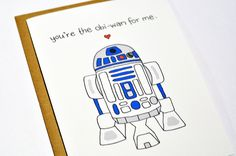 you're the obi wan for me. <3