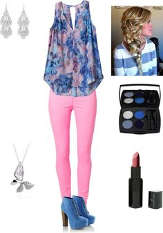 """Christie"" by aminatasagna ❤ liked on Polyvore"