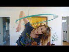 Horizontal Elbow Pass (Bunny Ear) Hoop Tutorial - YouTube