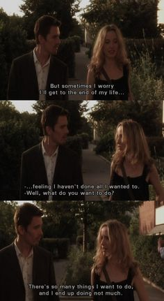 Before sunrise- the words stollen straight from my mouth.