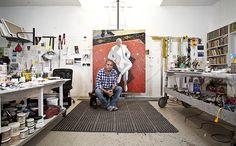 Julio Larraz Studio