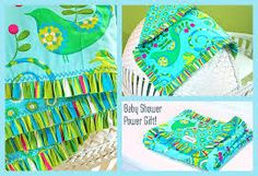 Green Baby blanket for your cute baby.... Great work by makers of this blanket... Zorasnest.com is one stop shop for your desire baby blankets. Find now.