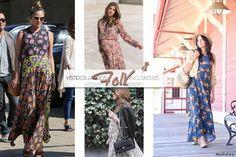 Pregnancy style TIPS and INSPO >> folk long dresses   Maikshine blog   Consejos de estilo e inspiración para embarazadas >> vestidos largos folk