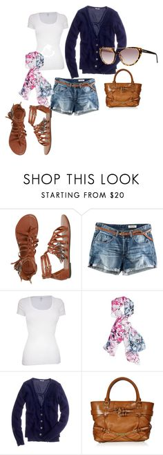 """""""fun 2"""" by trendsetter-789 on Polyvore featuring Wet Seal, H&M, Splendid, Rebecca Minkoff, Madewell, Burberry and Tom Ford"""
