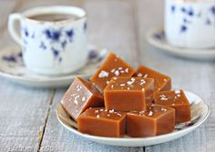 Earl Grey Caramels - The Best Tea-Infused Caramels