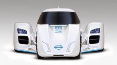 Nissan Unveils World's Fastest Electric Car