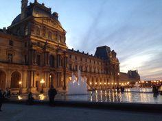 Paris: le Louvre