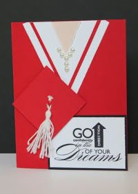 Just Julie B's Stampin' Space: Happy Graduation!
