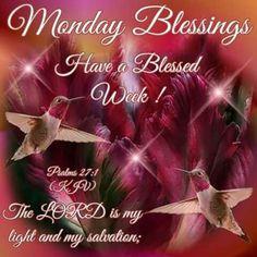 Psalms 27:1 KJV