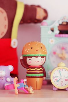 ♥ Momiji collection hamburger ♥ | Poulette Magique