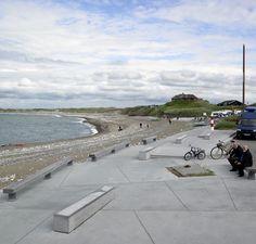 Klitmøller – 'The Good Life At The Sea' by Preben Skaarup Landscape