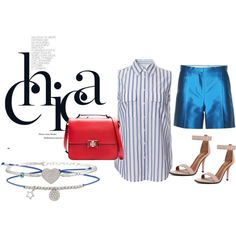 Designer Clothes, Shoes & Bags for Women Sunday, Shoe Bag, Chic, Polyvore, How To Make, Stuff To Buy, Shopping, Collection, Shoes