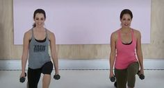 3 Workout Moves To Tone And Tighten Your Butt with Brooke Burke and Autumn Calabrese