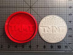 Teenage Mutant Ninja Turtle Sewer Cookie Cutter and Stamp
