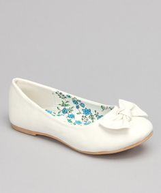 flower girl shoe - by Kids Zone