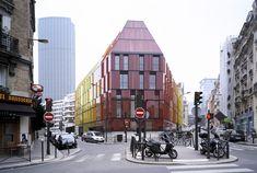 Galeria de Escola de Administração Novancia / AS.Architecture Studio - 1