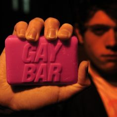 Mydło Gay Bar / Gay Bar soap bar :D