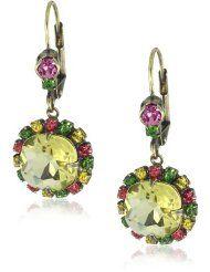Sorelli earrings on amazon