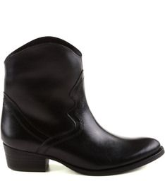 Schutz - ANKLE BOOT COWGIRL BLACK
