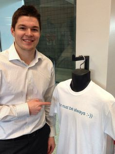 If you're a Czech NHL player like the #SJSharks' Tomas Hertl, your tweet in broken English might become a T-shirt!