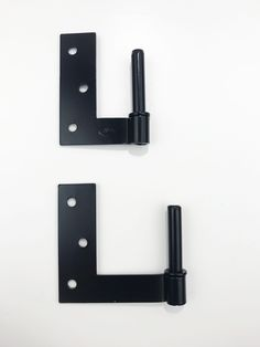 Choose from offset or offsets. Screws are included. Shutter Dogs, Shutter Hardware, Strap Hinges, Magnetic Knife Strip, Knife Block, Blacksmithing, Charleston, Stainless Steel, Antiques
