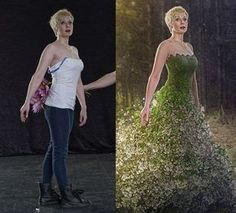 5 Steps to Creating a Dreamlike Gown in Photoshop: