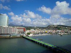 Fort-de-France à Martinique