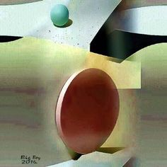 Composition géométrique! -Original ....