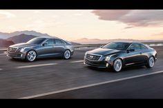 2015 Cadillac ATS Sedan #Cadillac #Caddie #Rvinyl http://www.rvinyl.com/Cadillac-Accessories.html