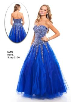 WOW 5093 at Prom Dress Shop