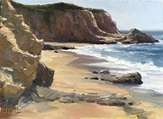 A Beautiful Day by Scott Hamill in the FASO Daily Art Show