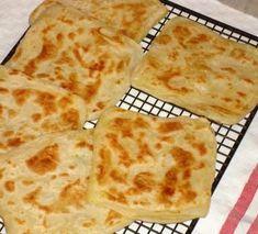 msemen-3264-x-2448.jpg - Photo © Christine Benlafquih: Msemen Recipe - Square-Shaped Moroccan Pancakes (Rghaif)