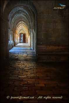 (154) Monestir de Poblet (La Conca de Barberà) Catalonia | Flickr - Photo Sharing!