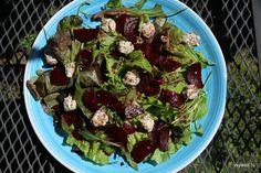 Салат из маринованной свеклы с грецкими орехами – Вся Соль - кулинарный блог Ольги Баклановой