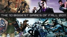 The 10 Biggest Games of Fall 2011